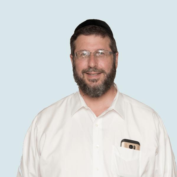 Rabbi Mordechai Palgon