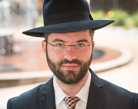 Rabbi Dovid Goldman